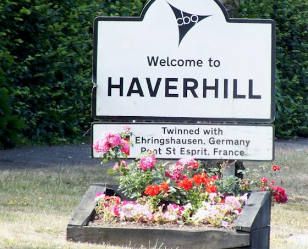 Haverhill in Bloom 2018